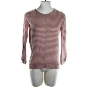 Old Navy Women's Size XL (14) Striped Casual Top